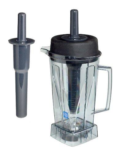 Profi YaYago Smoothie Maker Power Mixer Blender Icecrusher mit Edelstahlmesser - bis zu 38.000 Umdrehungen / Minute ideal für Smoothies