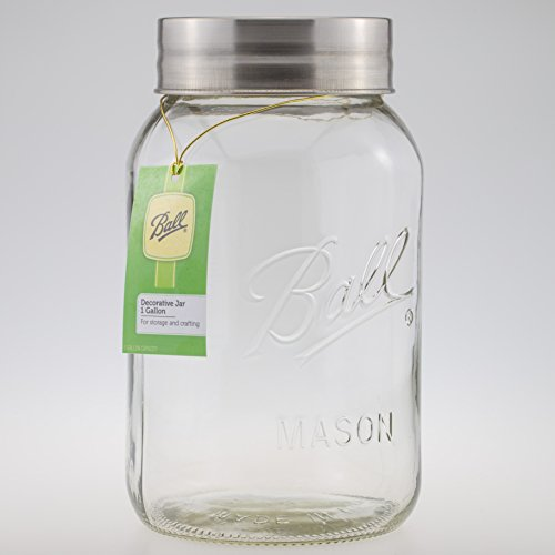 Ball Mason 1 Gallon Decorative Jar